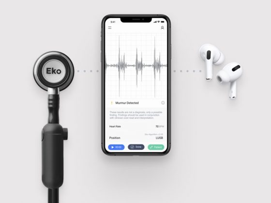 CORE Digital Stethoscope - Eko Health