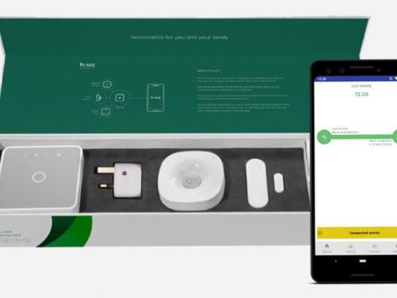 Howz - Smart Monitoring System
