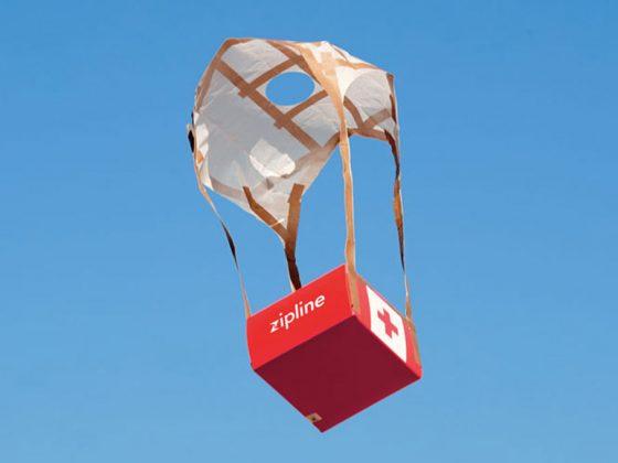 Zipline - Drone Delivery Service