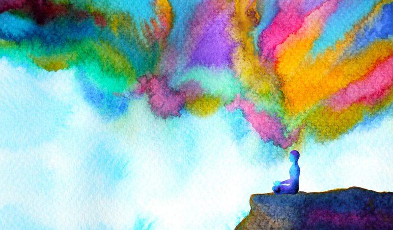 Meditation Apps - Human & Spirit