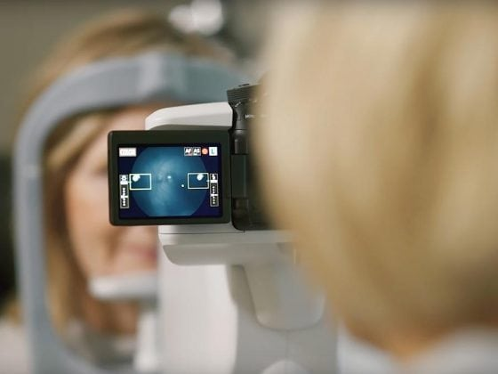 Smart Retina