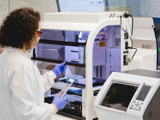Synthetic Biology - LabGenius