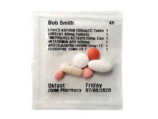 zoom pharmacy sachet