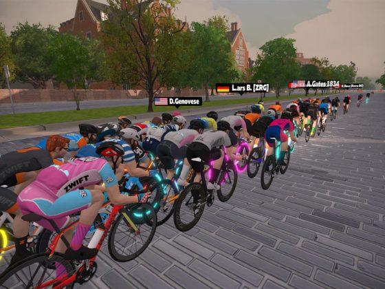Zwift - At Home Cycling Virtual Training